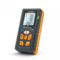 Handy Digitális, Smart távolságmérő - Bluetooth kapcsolattal  - 40 m (10050S)
