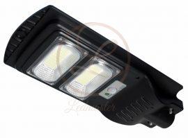 LED MASTER Napelemes utcai lámpa 100 W-os 1191