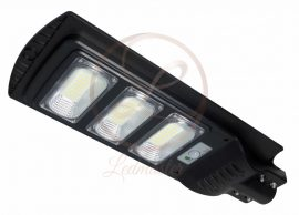 LED MASTER Napelemes utcai lámpa 150 W-os 1198