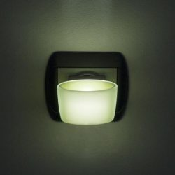 Phenom éjszakai jelzőfény érintőkapcsolóval - zöld (20279GR)