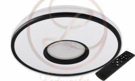 MasterLED Santo 24 W-os 390 mm szabályozható színhőmérsékletű kerek mennyezeti lámpa (4043)