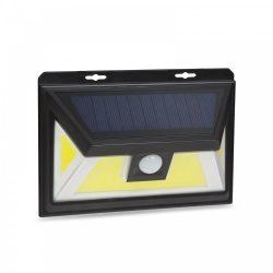 Mozgásérzékelős szolár reflektor - 3 COB LED (55286)