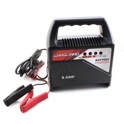 Carguard Akkumulátor töltő - 4A, 12V 55777A