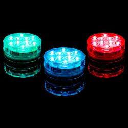 phenom 55852B led medence világítás 10 led távirányítóval