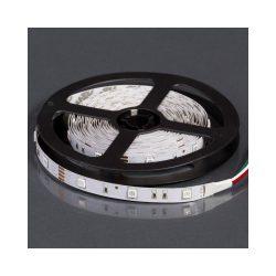 LED szalag beltéri 12V/7,2W/5050/30/IP20 RGB színváltós