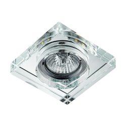ELEGANT süllyeszthető szögletes lámpatest beépített ledszalaggal