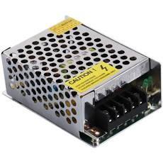 LED tápegység 12V/2,1A fémházas ipari 25 Watt