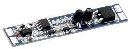 LED Szalag 12V 96W Érintés nélküli Mini Vezérlő Infra Szenzorral