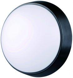 Avide (Titania-R) Cseppálló Mennyezeti Lámpa Kerek IP54 14W NW 4000K Fekete ABBHL-R-14W-NW-BL