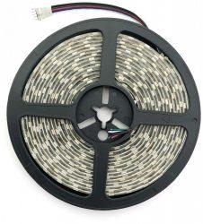 Avide LED Szalag 12V 12W RGB+W(4000K) IP65 5m