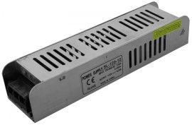 LED Szalag 12V 120W IP20 Slim Tápegység