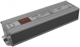LED Szalag 12V 200W IP67 Slim Tápegység