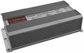 LED Szalag 12V 250W IP67 Slim Tápegység