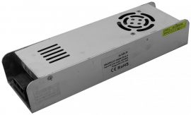 LED Szalag 24V 360W IP20 Slim Tápegység