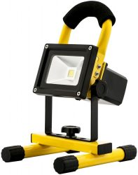 Avide LED Reflektor Akkumulátoros 10W NW 4000K