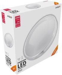 Avide LED Mennyezeti Lámpa Pandora (ALU) 18W 330*100mm NW 4000K ACLO33NW-18W-ALU