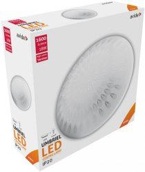 Avide LED Mennyezeti Lámpa Umbriel (Esőcsepp) 18W 330*100mm NW 4000K ACLO33NW-18W-RD