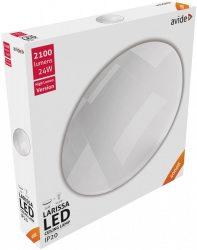 Avide LED Mennyezeti Lámpa Larissa 24W 375*70mm NW 4000K ACLO38NW-24W-LAR