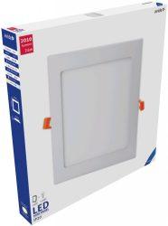 Avide LED Beépíthető Négyzetes Mennyezeti Lámpa ALU 24W CW 6400K