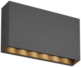 Avide kültéri fali lámpa Sydney LED 6W NW IP65 20cm (AOLW6WLED-SYDL)
