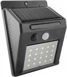 Entac Napelemes REFLEKTOR szolár mozgásérzékelős Műanyag Kültéri Lámpa 2W SMD (ESL-2W-SMD-PL)