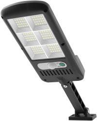 Entac Napelemes SZOLÁR KÜLTÉRI Műanyag Fali lámpa 5W SMD mozgásérzékelővel (ESLP-SMD)