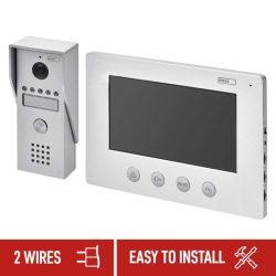 """Emos H2050 EM-03M 2-Wire 7"""" videó kaputelefon szett"""