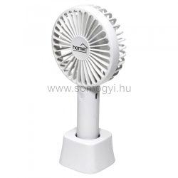 Somogyi HF 9/WH Kézi, tölthető ventilátor (HF9/WH)