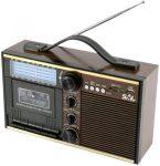 SOMOGYI SAL Retro kazettás rádió RRT 11B