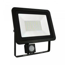 SpektrumLED NOCTIS LUX 2 SMD 230V 50W IP44 NW FEKETE MOZGÁSÉRZÉKELŐS LED REFLEKTOR (SLI029040NW_CZUJNIK)