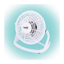 SOMOGYI HOME Asztali ventilátor, USB FEHÉR 10CM TF 10USB/WH