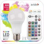 Távirányítós, Wifis, Mozgásérzékelős LED izzók