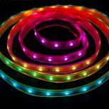 RGB (W), 12 V színváltós leszalagok